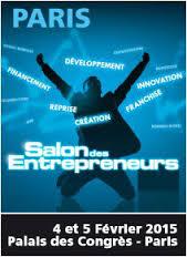 Crowdfunding au salon des entrepreneurs