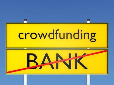 Crowdfunding contre banque