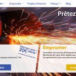 PretUp : Plateforme régionale de prêts – 20 € offerts