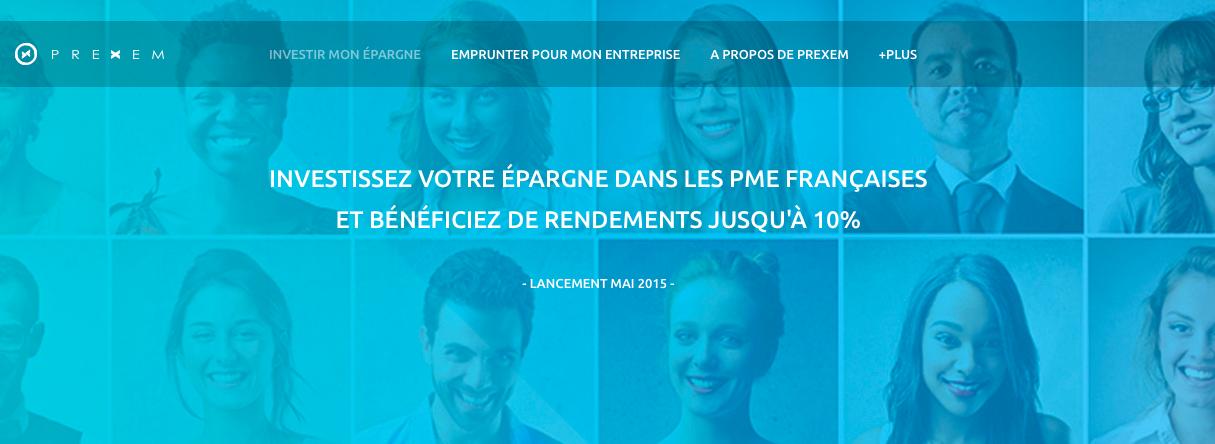 Prexem : Plateforme de financement participatif par prêts