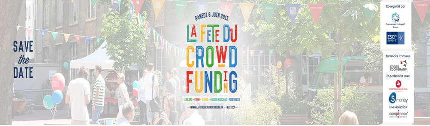 La Fête du Crowdfunding 2015