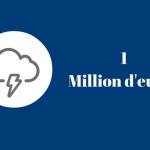 1 Million d'euros de risque de défauts de paiement … déjà !