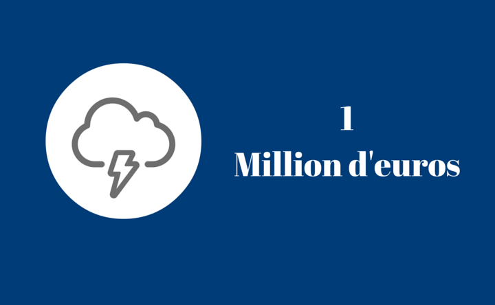 Defaillances ... déjà 1 million d'euros