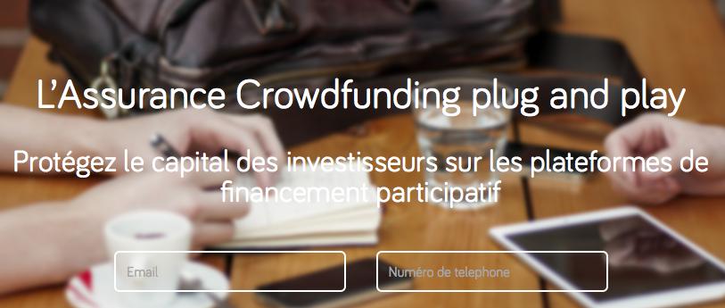 L'assurance crowdfunding de Particeep