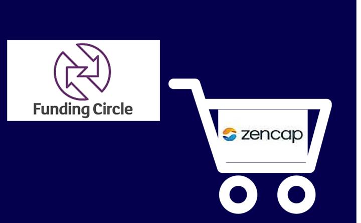 Funding Circle achète zencap