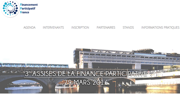 Les assises de la finance participative