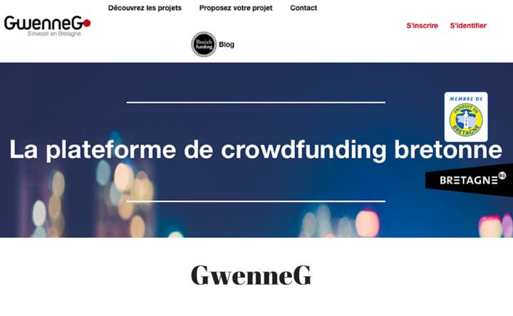 gwenneg : Plateforme bretonne de pret, capital et don