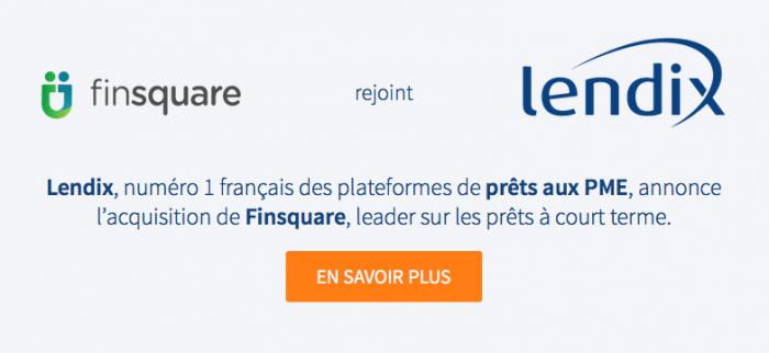 Acquisition de Finsquare par Lendix : les réponses d'Olivier Goy