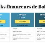Packs financeurs de Bolden : Comment ça marche ?