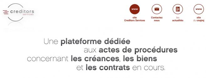 La déclatation de créance en crowdlending - creditor services