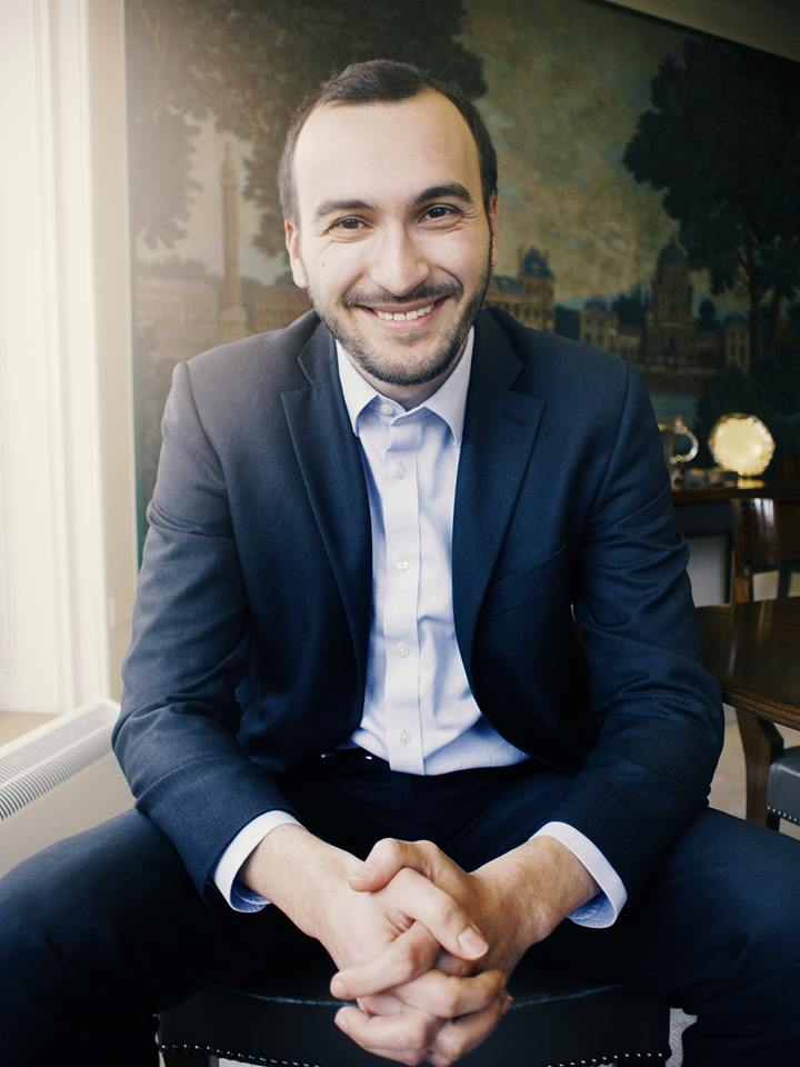 Jean Damien FOATA : Expert banque aux UK