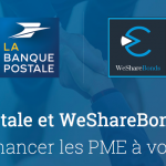 La Banque Postale entre au capital de WeShareBonds