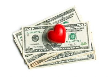 Love Money : constituer un apport personnel