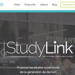 StudyLink : Plateforme de prêt étudiant participatif