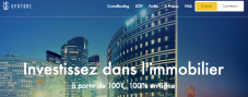 upstone : Plateforme de crowdfunding immobilier