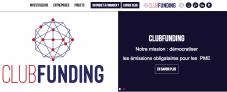 Clubfunding : Plateforme de financement des entreprises par obligations