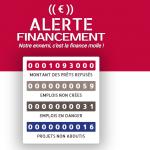 «Alerte Financement» dénonce les refus bancaires … bonne initiative ou coup d'épée dans l'eau ?