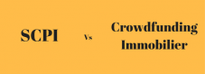 SCPI et crowdfunding immobilier : les différences