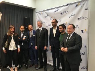 Le BEI et Lendix signent un partenariat pour le financement des entreprises