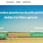 Agrilend : Plateforme de prêt pour l'agriculture – 20 € offerts