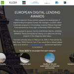 European Digital Lending Awards : Votez pour votre projet préféré