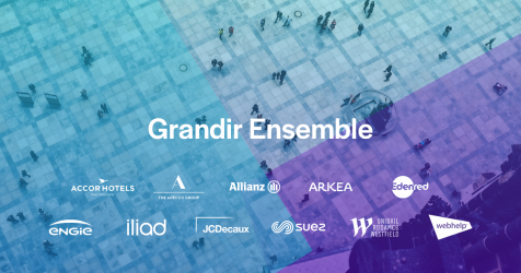 grandir ensemble d'October