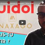 Quidol sur Anaxago : L'avis de Gabriel JARROSSON
