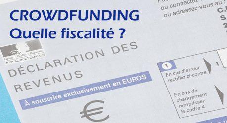 La fiscalité du crowdfunding