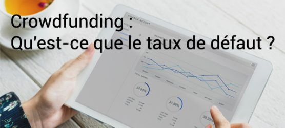 Taux defaut crowdfunding