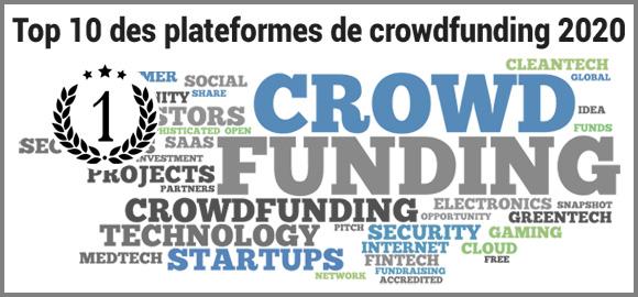 TOP 10 des meilleures plateformes de crowdfunding